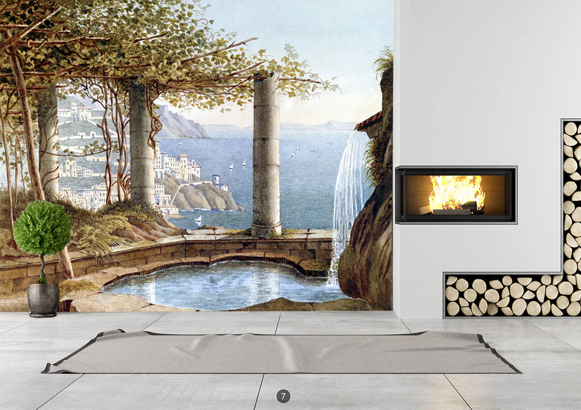trompe l 39 oeil trompe loeil trompe l oeil affreschi su. Black Bedroom Furniture Sets. Home Design Ideas